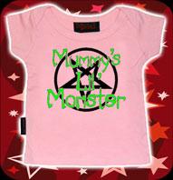 Mommy´s Monster Rosa