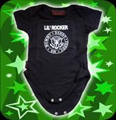 Sparkdräkt-Lil Rocker