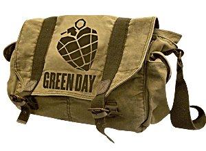 Green day väska