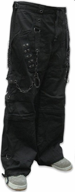 Tripp NYC DarkStreet-Bound Up-Bondage Pants