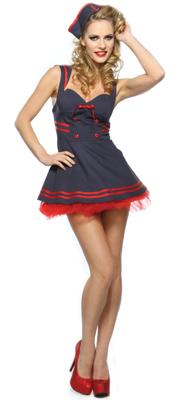 Lip Service - Sassy Sailor