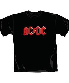 AC/DC-Red Logo