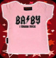 BA/BY I Wanna Rock Rosa