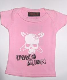 Litle Punk Rosa