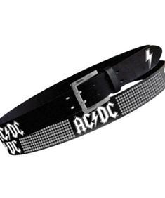 AC/DC Belt-Logo