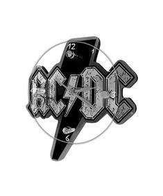 AC/DC Klocka