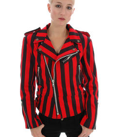 Mcr Jacket-Red/Black-HB