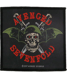 Avenged Sevenfold Patch-Soldier