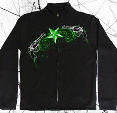 Pistol VC Star Zip tröja