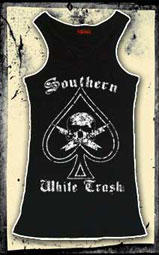 South Western White Trash Tanktop - M4