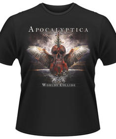 Apocalyptica-worlds collide-T-shirt