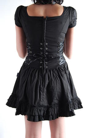 Kläning-Corset Dress-LDS