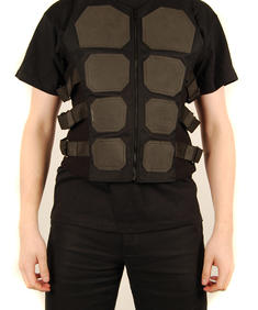 Hard Leather Stuff-Military Vest