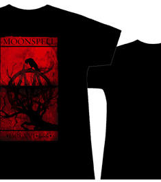 Moonspell - Raven girlie