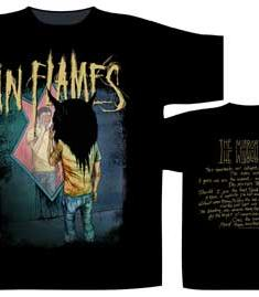 In flames - Mirrors truth