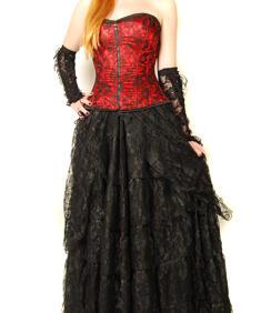 Burleska - Victorian skirt