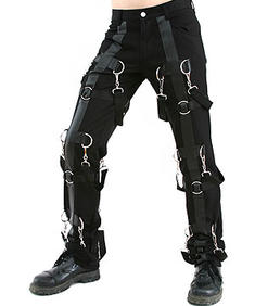 Aderlass-Warrior Pants - N3