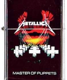 Metallica - ZP-001