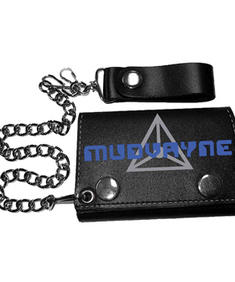Mudvayne - Leather Wallet