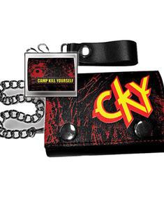 CKY - Splatter Logo Trifold LW