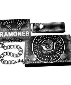 Ramones - Seal With Canvas Chain LW