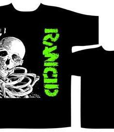 Rancid - Rat skull