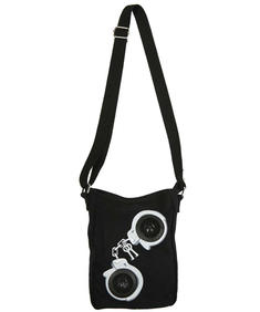 Living Dead Souls-Handcuff Shoulderbag