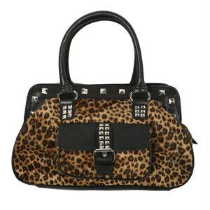 Living Dead Souls-Leopard Bag