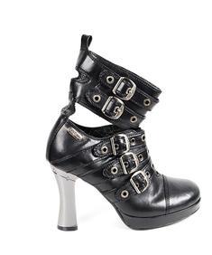New Rock Shoes-Madio Stilett shoe