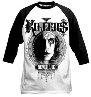 Killers never Die-Old School-T-shirt