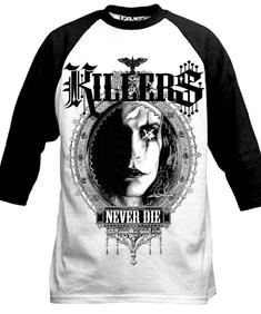 Killers never Die-Old School-T-shirt