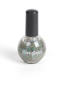 Stargazer-Nagellack-Glitter Silver