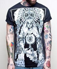 Disturbia-Blissfull Myth-T-shirt