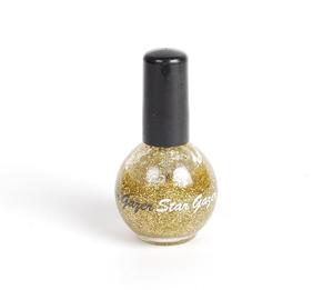 Stargazer-Nagellack-Glitter Guld