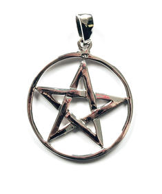 Pentagramhalsband