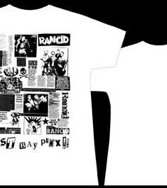 Rancid - East bay punx Girlie