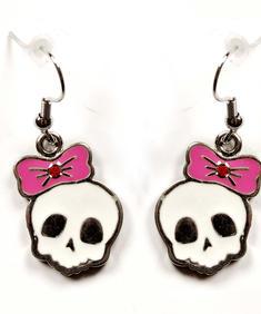 Cute skulls - örhängen