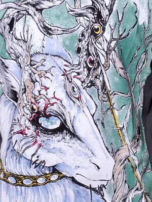 Disturbia-Hart gone dead-T-shirt