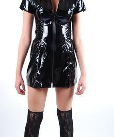 Phaze-PVC Dress
