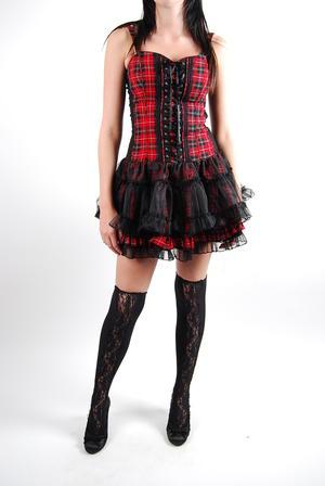 Tripp-Tartan Dress