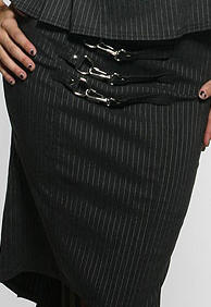Lip Service - Mid-Length Skirt