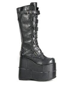 Demonia-308 svart