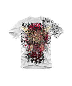 Miami Ink-White Tiger T-shirt