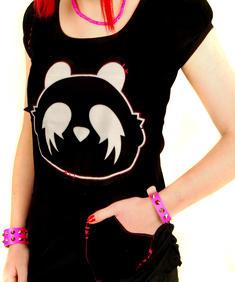 Killer Panda t-shirt