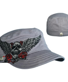 Miami Ink-Grey cadet-