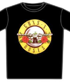 Guns N Roses- T-shirt