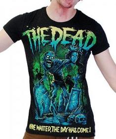 Darkside-The Dead T-Shirt