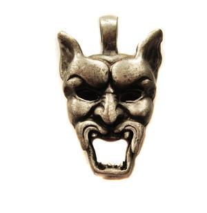 Demon huvud hänge