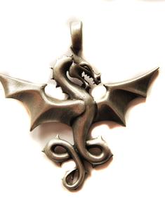 Hängen i form av drake