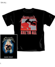 Metallica-t-shirt-Killém All